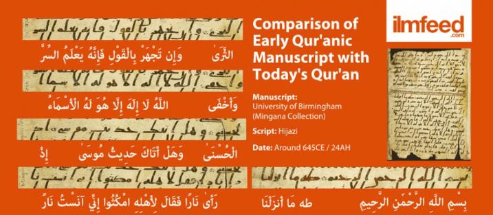 Menjawab Missionaries : Uthman Ibn Affan mengubah Quran