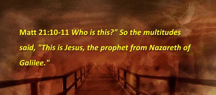 """Rebuttal to Sabda Harian - """"Jesus Bukan Sekadar Nabi"""""""