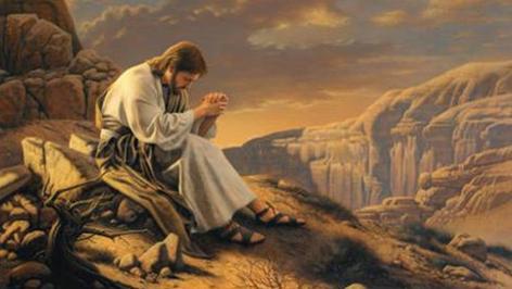 Rebuttal to Sabda Harian : Kalau Jesus ialah Tuhan,dengan siapakah dia berdoa?