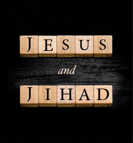 Jesus Christ pbuh berperang melalui pedang (Qital) dalam Perjanjian Baru.