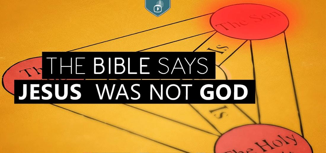 """Rebuttal to Sabda Harian dan Pendeta Esra Soru - """"Di mana dalam Bible,Jesus menyatakan dia adalah Tuhan?"""